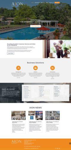 prelude-portfolio-website-aion-management
