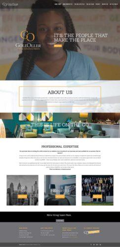 prelude-portfolio-website-gold-oller
