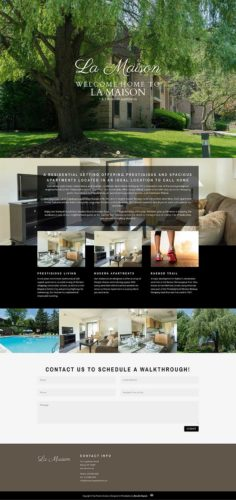 prelude-portfolio-website-la-maison