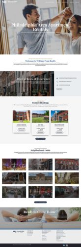 prelude-portfolio-website-william-penn-realty