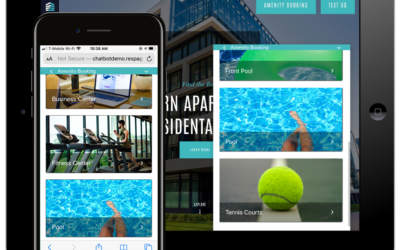 Virtual Amenity Scheduling for Apartment Complexes